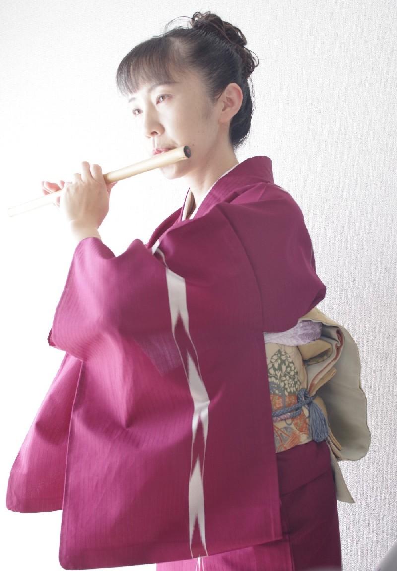 10月7日(金)13時30分 山口千那 篠笛コンサート