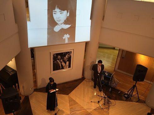 三浦綾子記念文学館 ミニシアター(旭川~上富良野~富良野 R237を巡る芸術の旅)