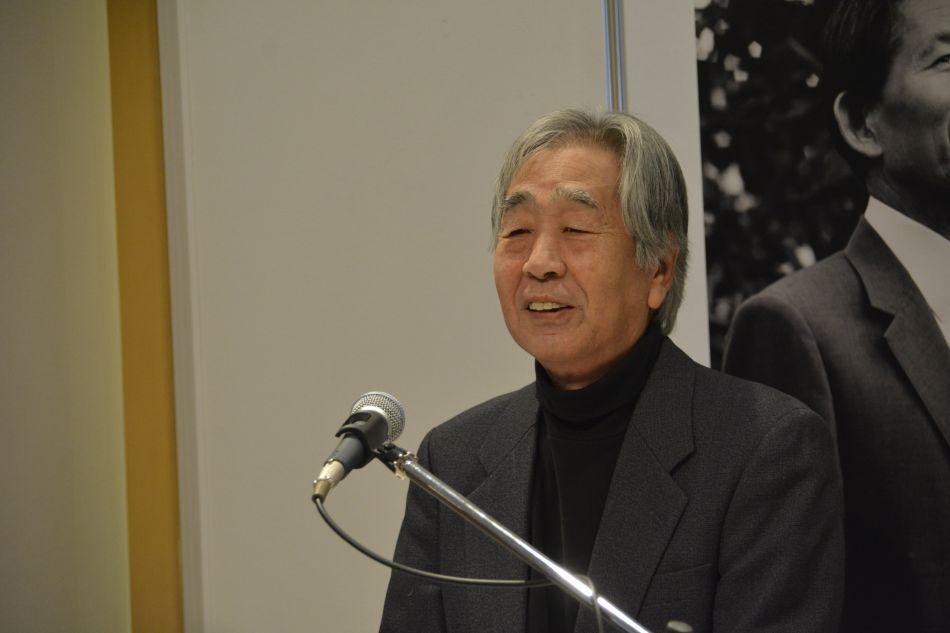 斉藤傑副館長